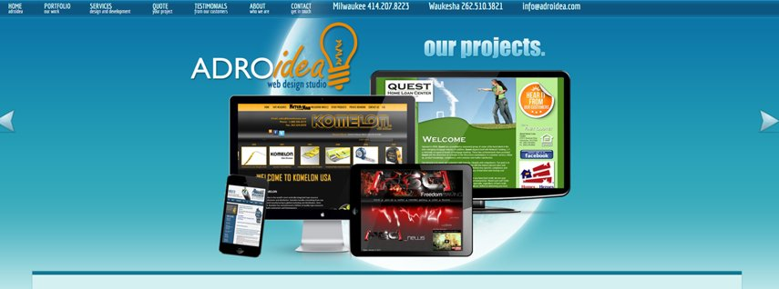 New Look, Same GREAT Quality Web Design & Development Services